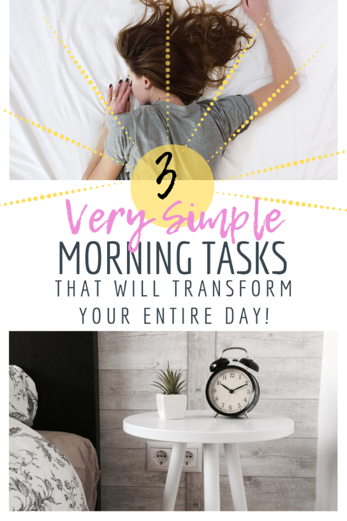 Morning routine that will transform your mornings