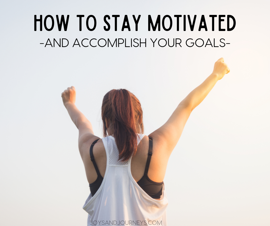 1 Key Thing That Keeps People From Being Motivated and Accomplishing Their Goals